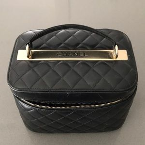 Chanel vanity or cosmetic case from 2019
